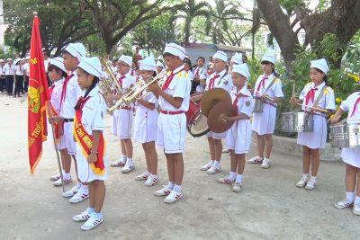 """KẾ HOẠCH  Tổ chức Hội thi """"Nghi thức – Nghi lễ Đội TNTP Hồ Chí Minh"""" cấp trường  năm học 2017 – 2018"""
