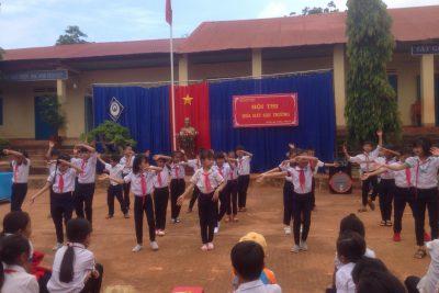 Kế Hoạch thi Múa hát sân trường năm học 2017 – 2018